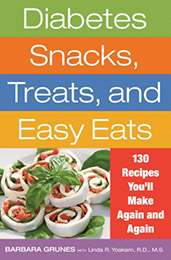Diabetes Snacks, Treats, and Easy Eats, 2nd Edition