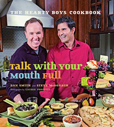 The Hearty Boys Cookbook - Talk with Your Mouth Full