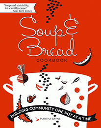 Soup & Bread Cookbook