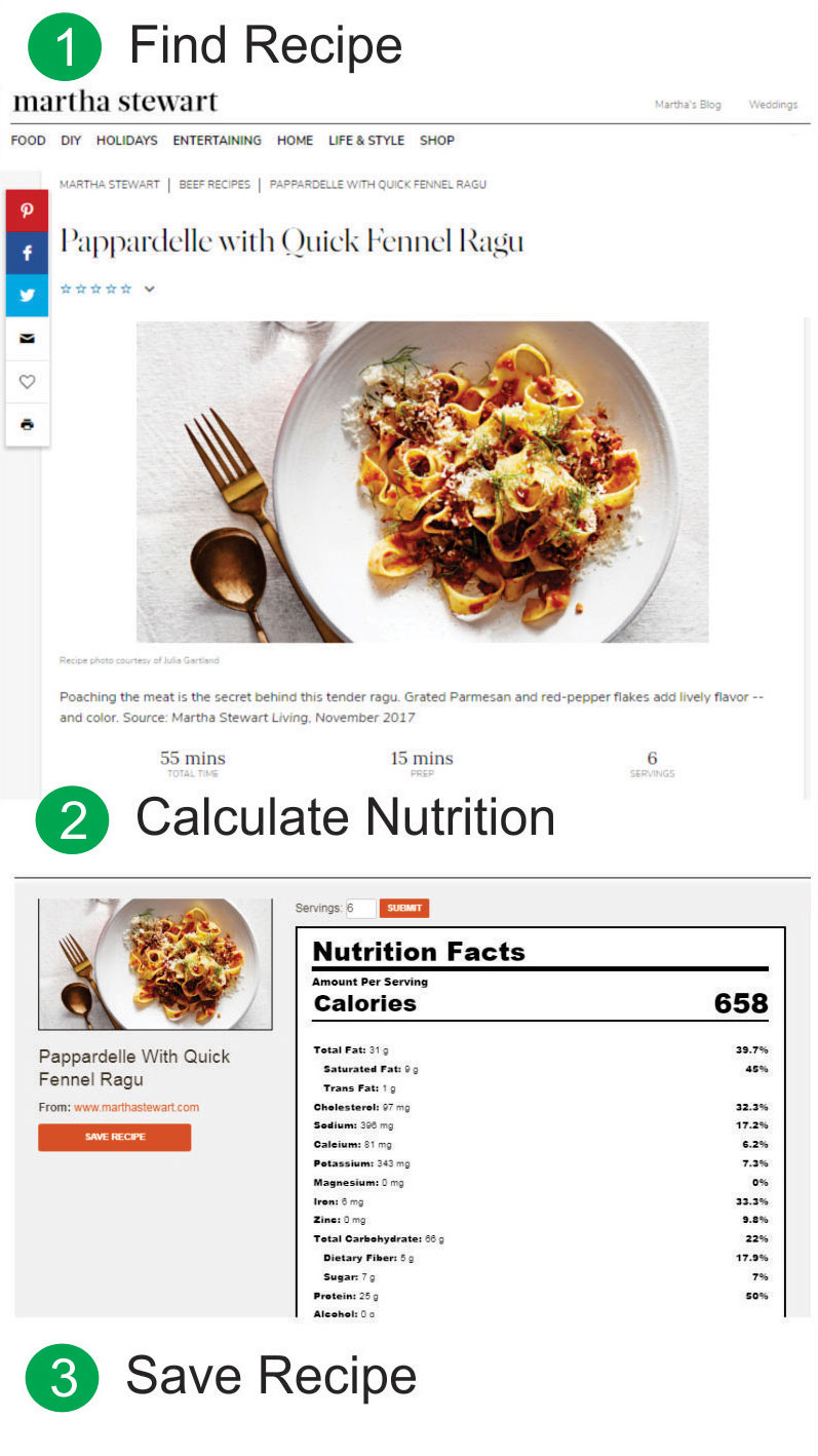 Meal planner pro recipe nutrition calculator install nutrition button forumfinder Images