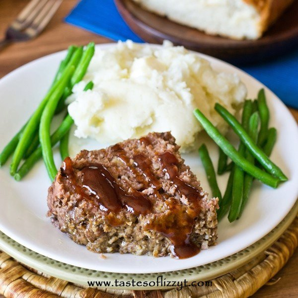 Slow Cooker Classic Meatloaf