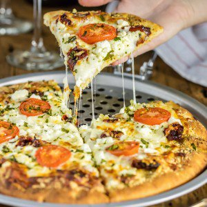 Easy Gourmet White Pizza Copycat