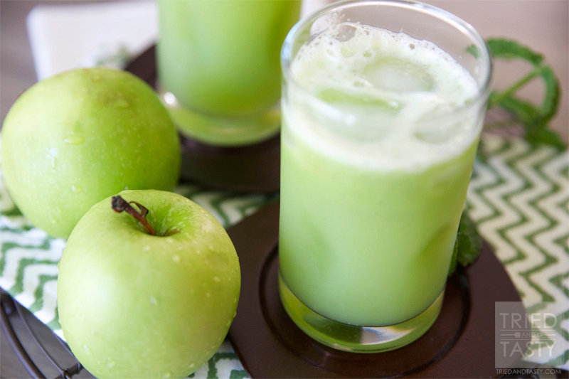 The Green Apple Energizer