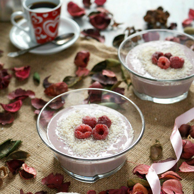 Four Chambers Berry Smoothie Bowl