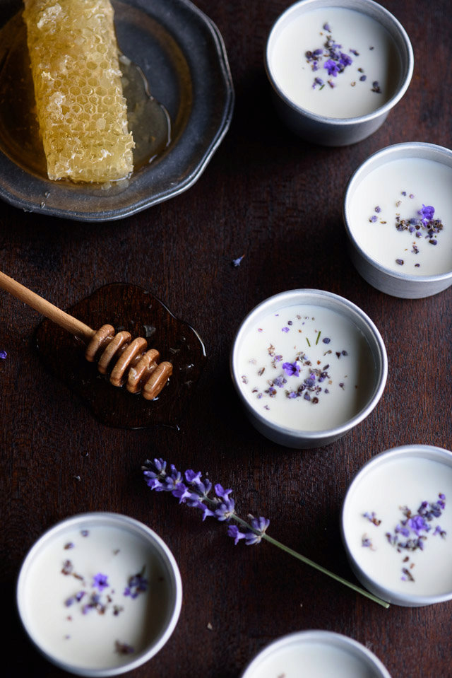 Honey Posset: The Easiest Entertaining Dessert You've Never Heard Of