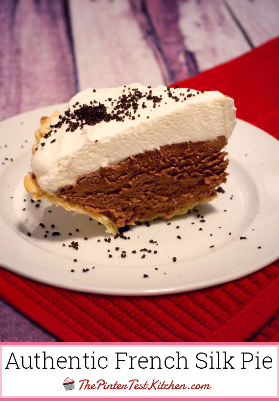 Best Ever Authentic French Silk Pie