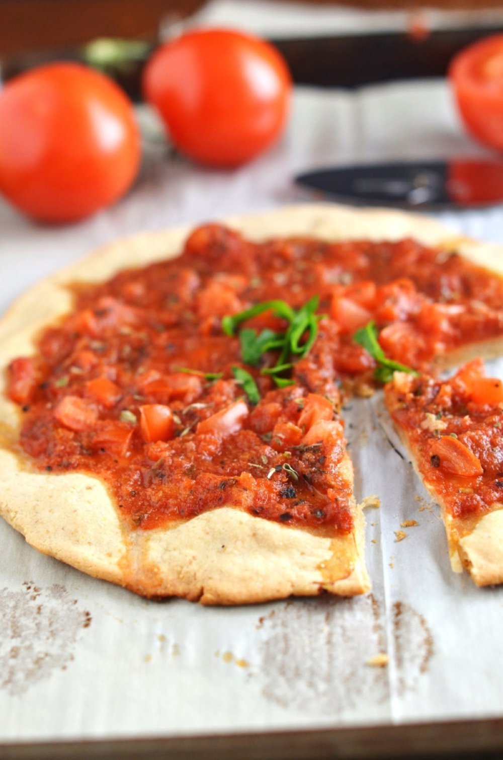 Paleo Crust for Pizza Lovers