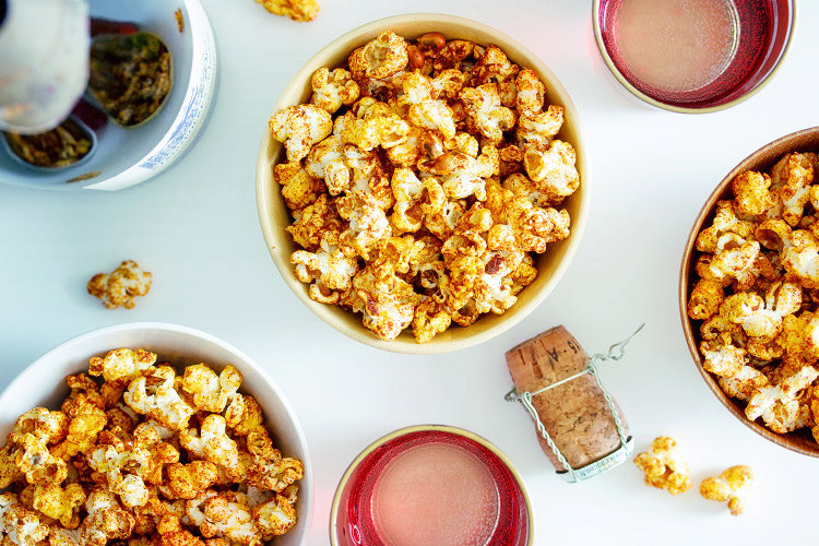 Adults-only popcorn