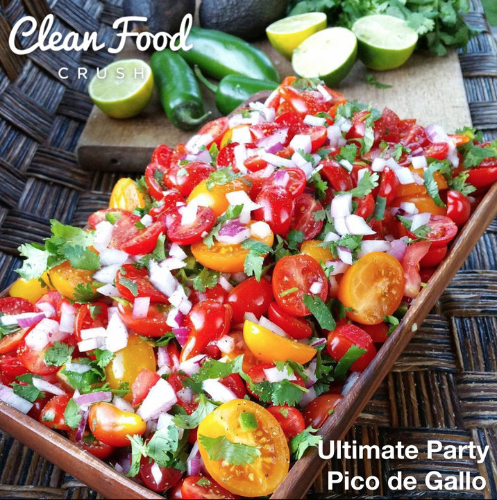 Ultimate Party Pico de Gallo