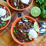 Super-Secret Ground Beef Chili Recipe