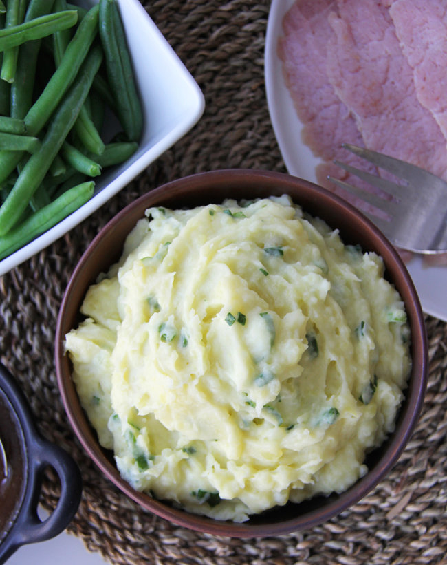 Champ Mashed Potatoes