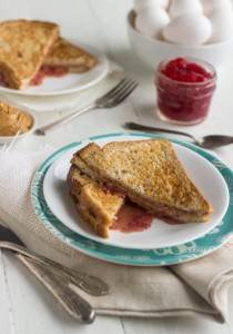 Skinny Pb and J French Toast