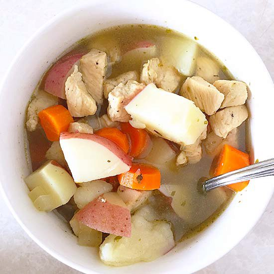 Easy Peasant Soup