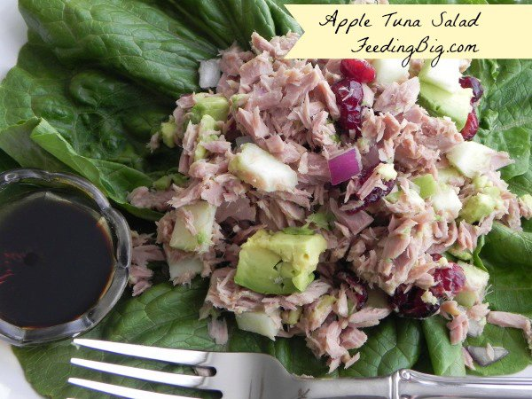 Apple Tuna Salad