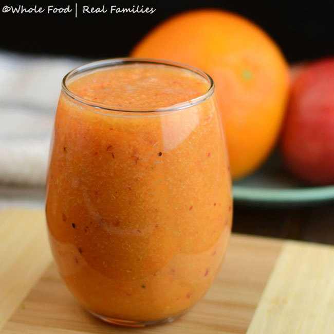 Immune-Boosting Smoothie