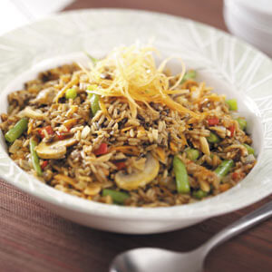 Brown and Wild Rice Medley