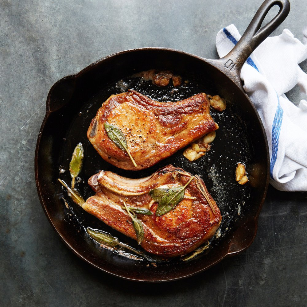 Your New Favorite Pork Chops