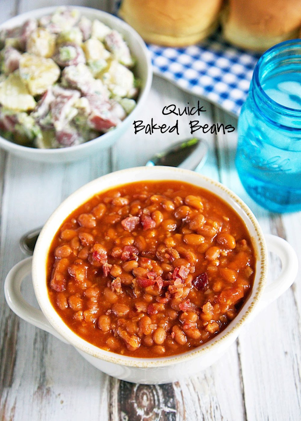 Quick Baked Beans
