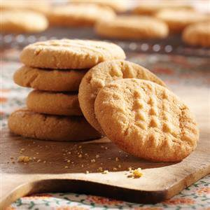 Peanut Butter Classic Cookies