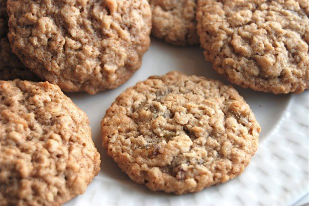 OATMEAL COOKIES: STILL TASTY, AFTER ALL THESE YEARS