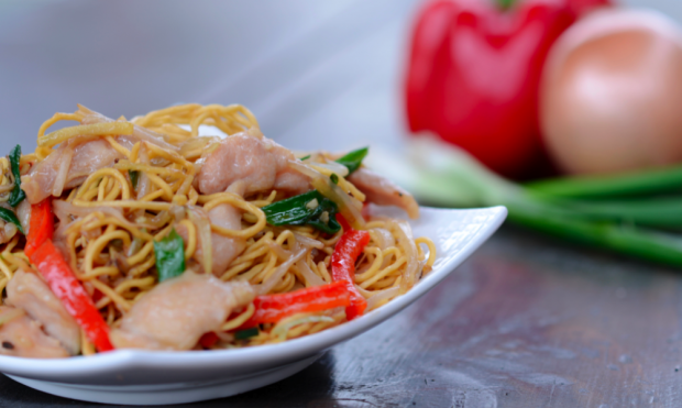 Chinese New Year Long Life Noodles Recipe
