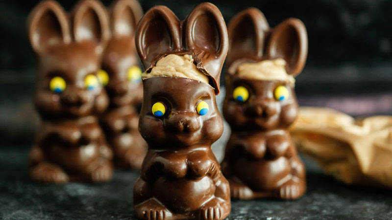 Grant's Peanut Butter Bunny Cups