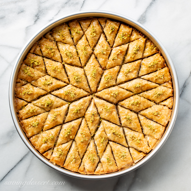 Honey Baklava Recipe
