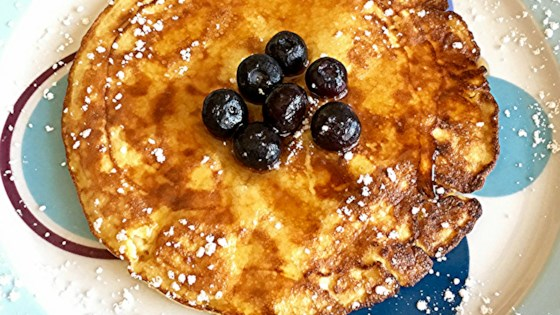 Low-Carb Pancakes or Crepes