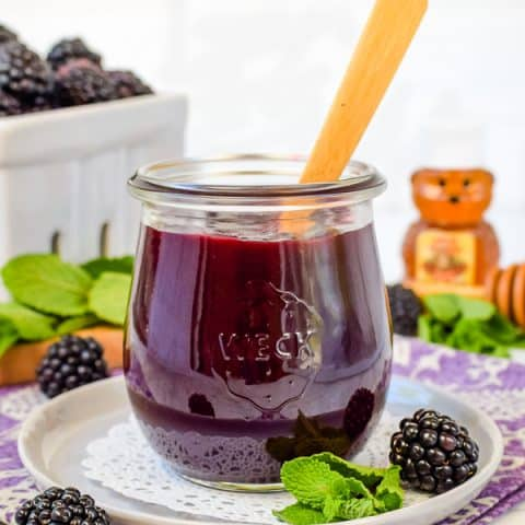 Seedless Blackberry Preserves