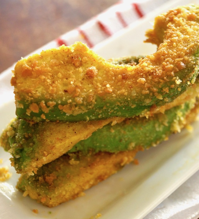 Spiced Avocado Fries Recipe {Gluten-Free}