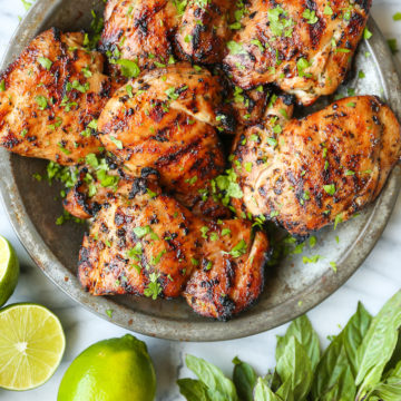 Thai Chicken Thighs
