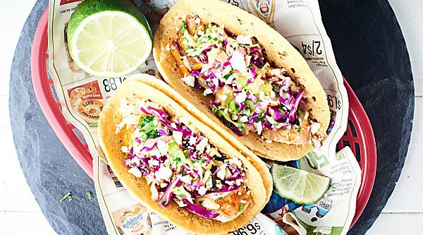 Baked Fish Tacos Recipe