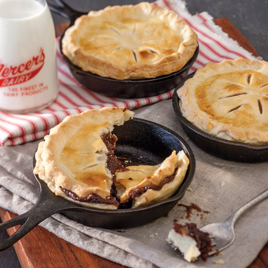 Personal Chocolate Pies