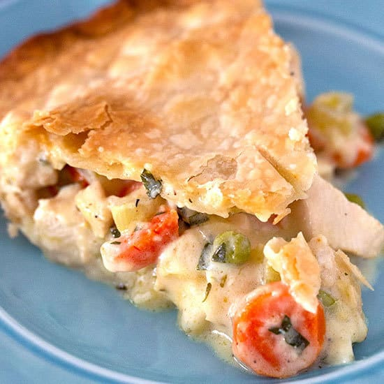 The Best Classic Chicken Pot Pie Recipe