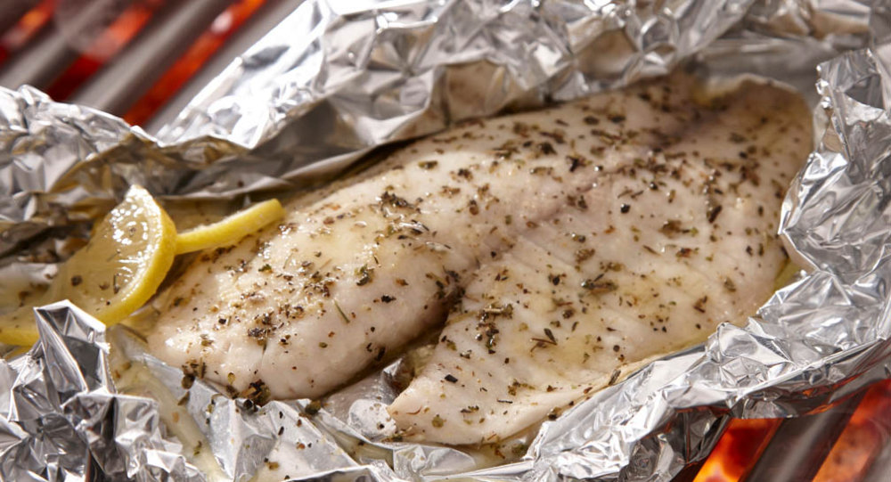 Grilled Herbed Tilapia