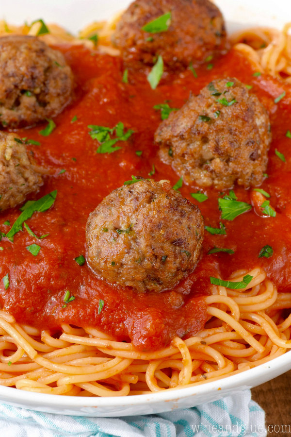 The BEST Italian Meatballs