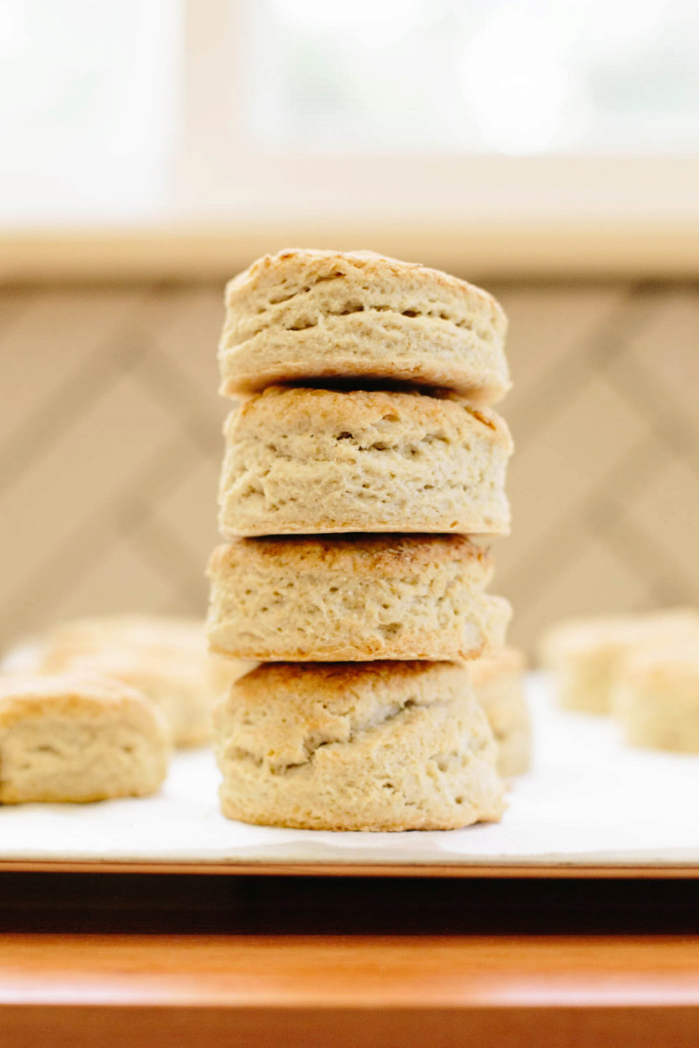 Buttery Vegan Biscuits