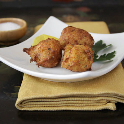 Spanish Cod Fritters