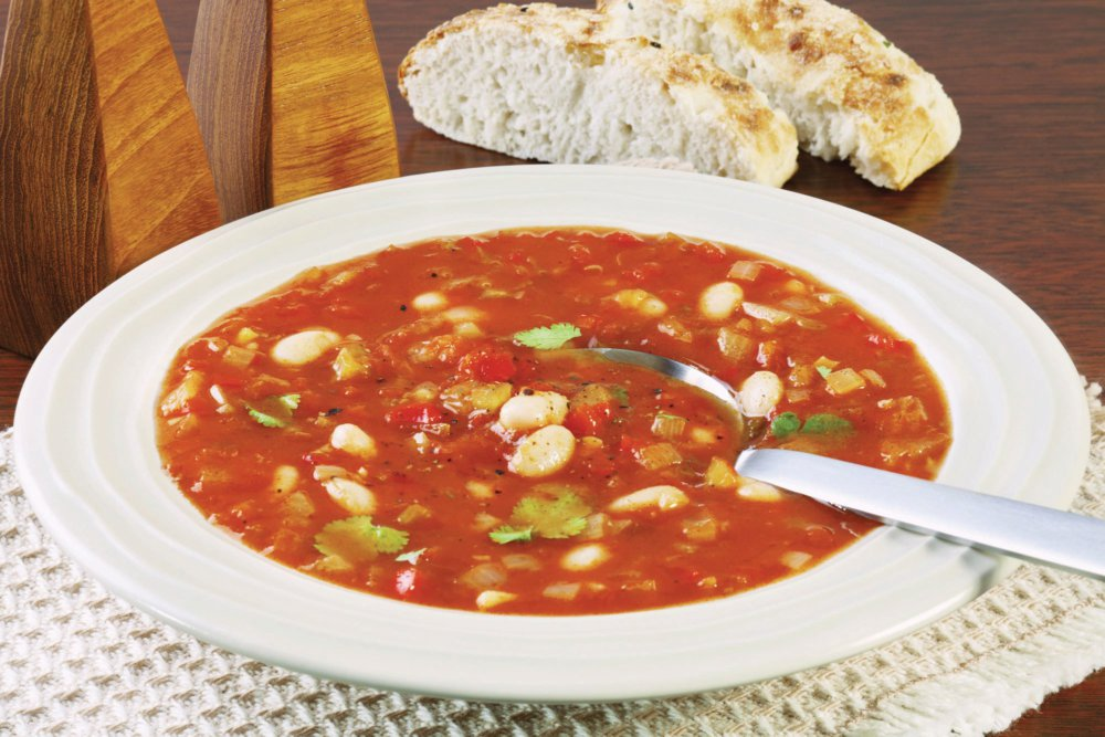 Beany Minestrone Soup