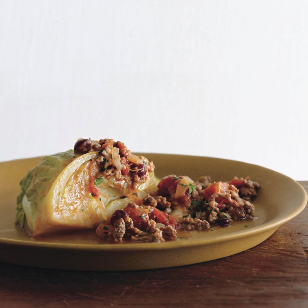 Unstuffed Sweet-and-Sour Cabbage