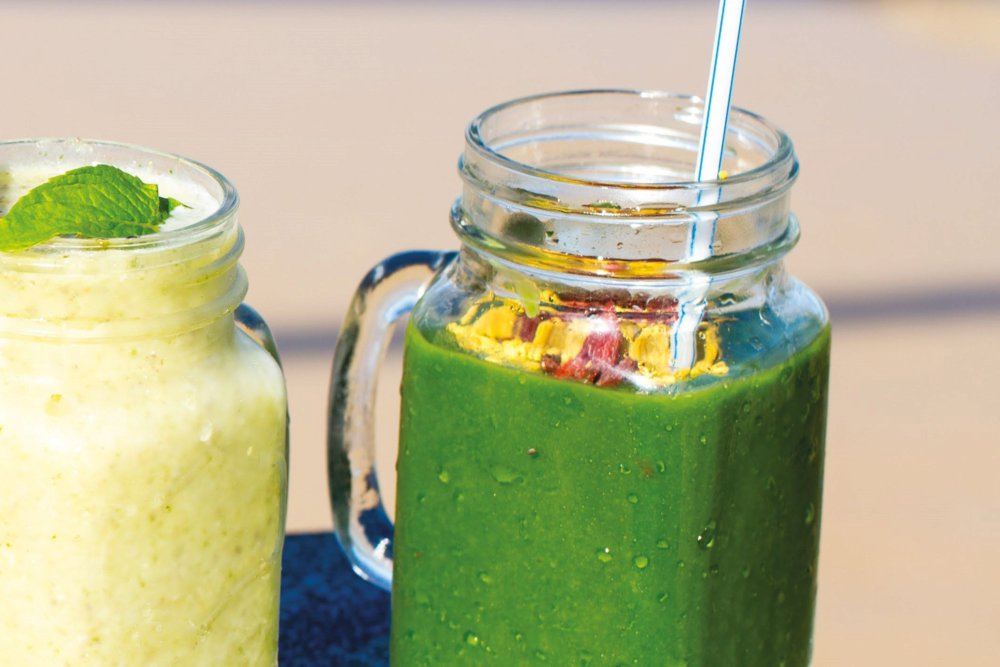 Delectable Green Smoothie