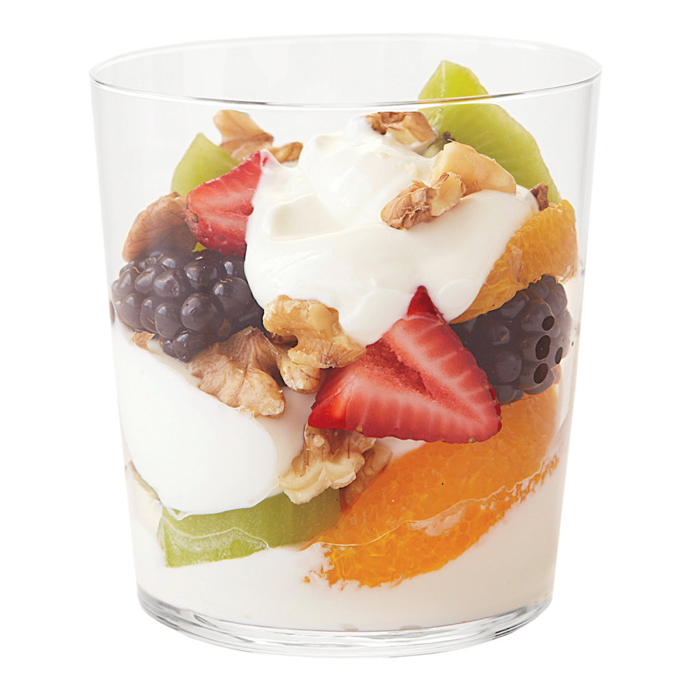 Walnut-Yogurt Parfait