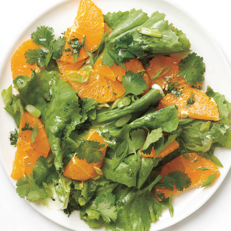 Escarole-and-Orange Salad
