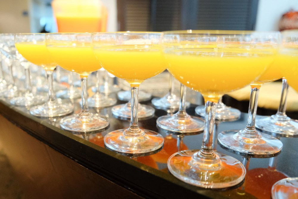 Passion-Fruit Mimosa