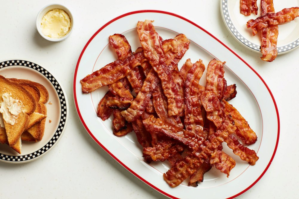 Diner-Style Bacon for a Crowd