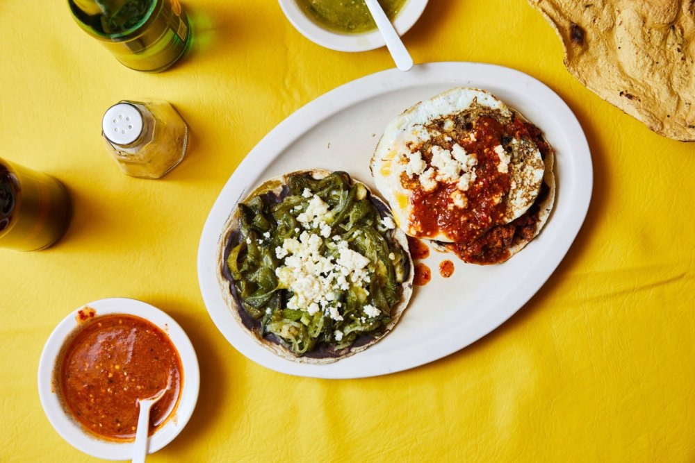 The Tostada That Wants to Be a Memela