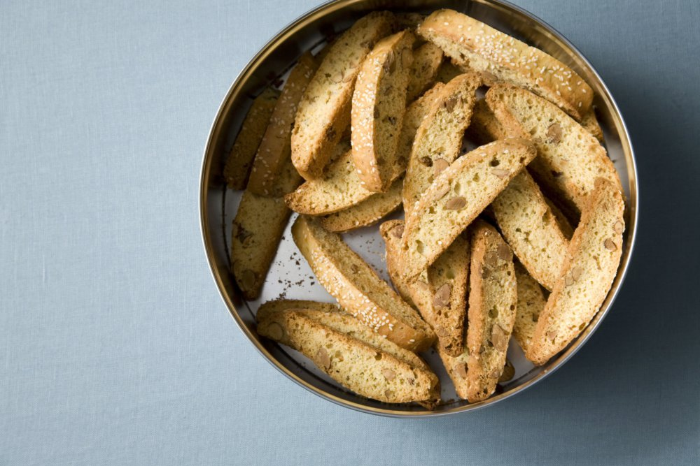 Moroccan Tea Biscuits