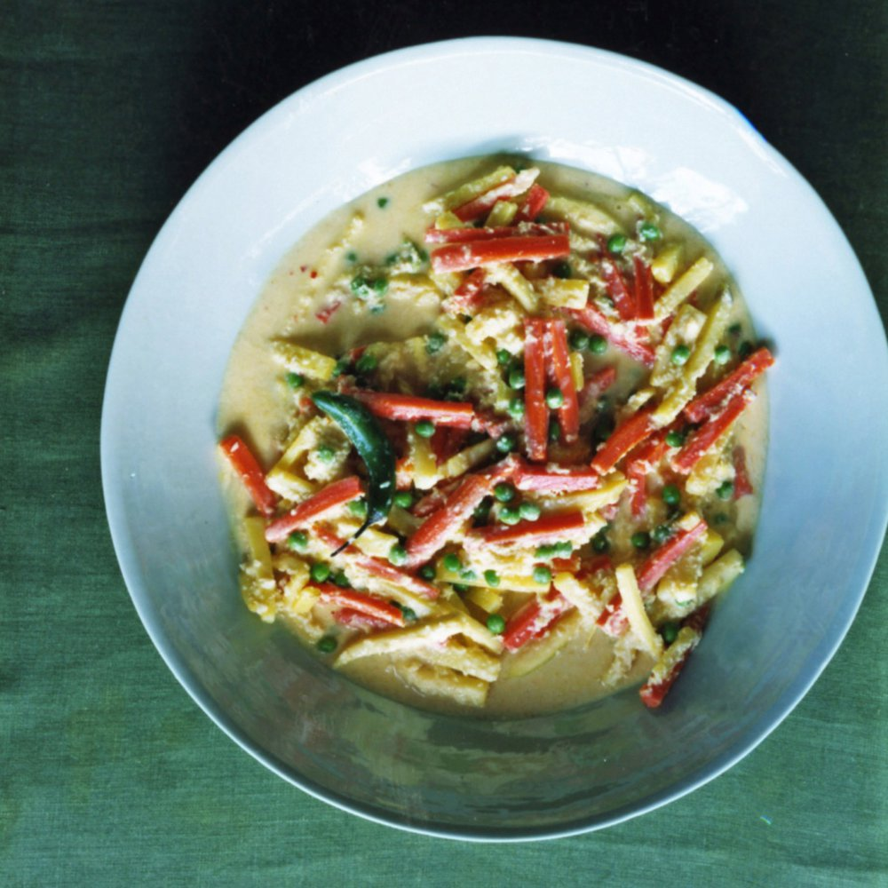 Mixed Vegetables with Coconut Sauce (Aviyal)