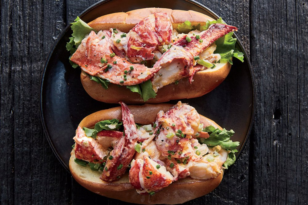 Best-of-Both-Worlds Lobster Roll