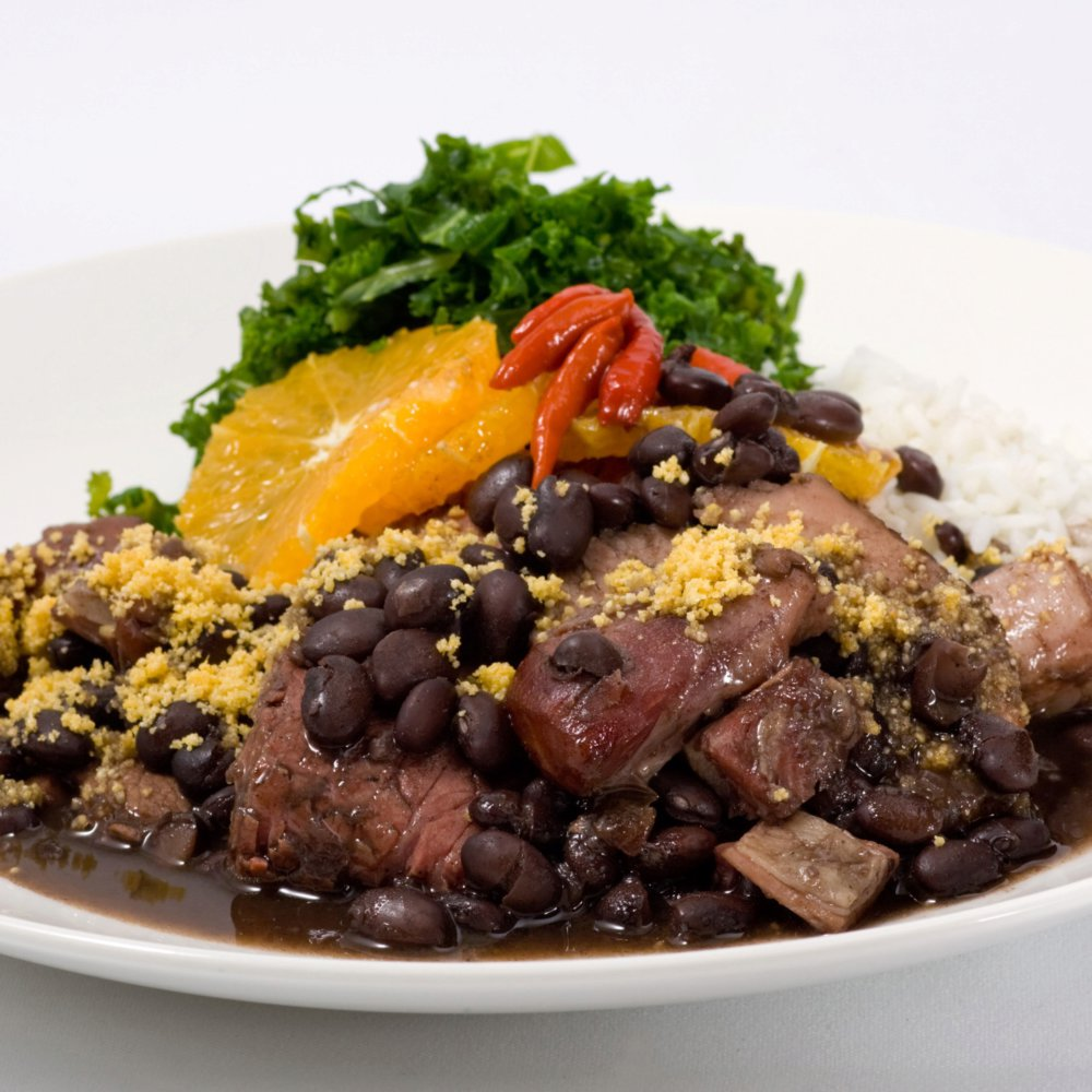 Feijoada (Meat Stew with Black Beans)